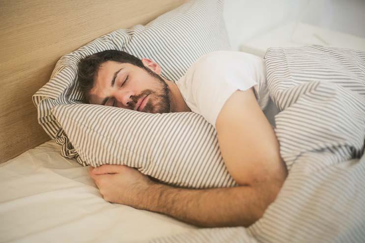slaap eerste levensbehoefte